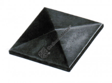 Art.12.21011 Pyramidenkappe 200 x 200 mm